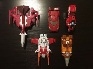 Transformers Takara Unite Warriors Computron with Perfect Effect