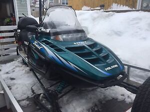 2000 POLARIS INDY TRAIL 2 UP