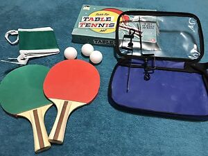 Lucky Lad Table Top tennis set ping pong