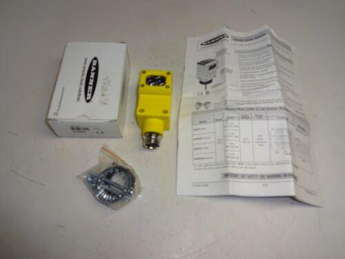 BANNER Q45VR2FQ INFRARED GLASS FIBER OPTIC