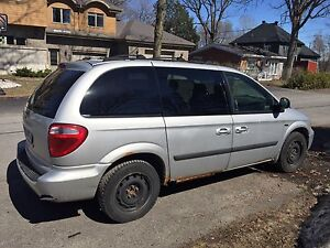 2005 Dodge Caravan Limited Edition