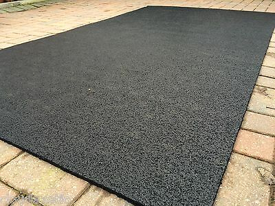 8ft x 4ft ( 13mm EXTRA THICK ) RUBBER Stable Horse trailer Mats equestrian !!