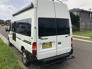 Ford Transit Camper Van Motor Home 2005 model manual diesel turbo