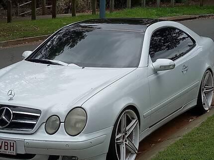 Mercedes-Benz Clk 320 Elegance 2001 tipshift coupe