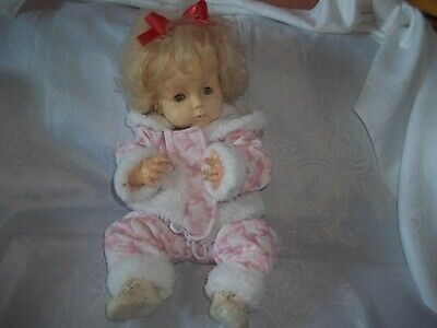 "Vintage Chiltern Babykins Large 20"" Doll 1960's"