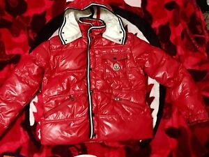 MONCLER FEMALE WINTER JACKET LARGE 42