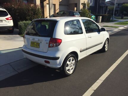 Auto Hyundai getz fx 4cyl 90000km top of range 7months rego Liverpool Liverpool Area Preview