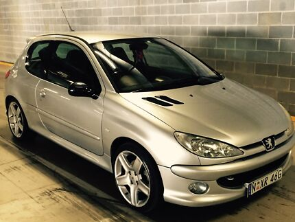 2004 Peugeot 206 GTI 180 Baulkham Hills The Hills District Preview