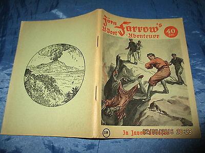 Jörn Farrow 's  U-Boot  Abenteuer ,Original - Romanheft von  1957 , Nr. 159