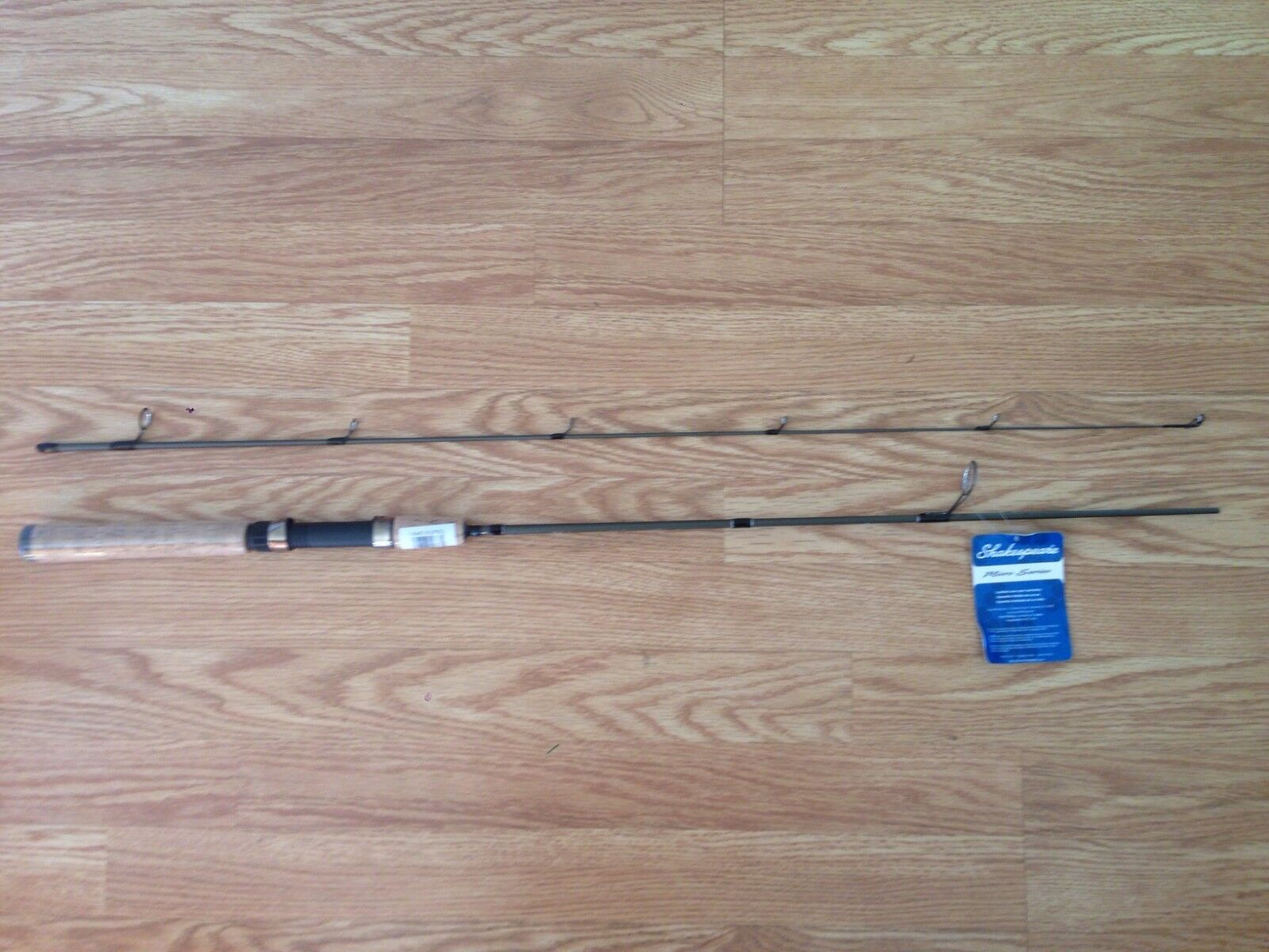 Micro Graphite Spinning Rod, 4'6