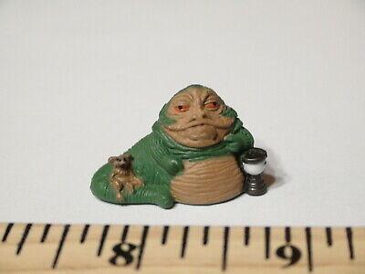 Star Wars Micro Machines Action Fleet Jabba the Hutt & Salacious Crumb Figure #1
