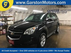 2011 Chevrolet Equinox LS*PHONE CONNECT*ECO MODE*CRUISE CONTROL*