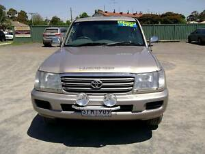 2003 Toyota Landcruiser GXL OPEN 7 DAYS APPOINTMENTS DUE TO COVID 19 Bacchus Marsh Moorabool Area Preview