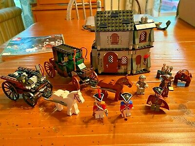 LEGO 4193 - Pirates of the Caribbean London Escape - Complete Set w/Inst.