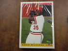 Springfield Cardinals Team Set Baseball Cards