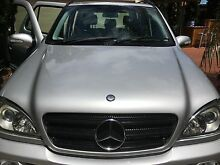 2004 Mercedes-Benz ML Wagon Thebarton West Torrens Area Preview