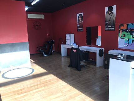 BARBER SHOP FOR SALE COOPERS PLAINS