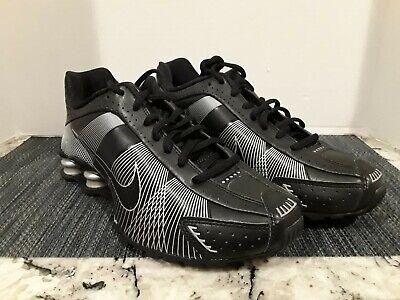30fb040efadd Nike Shox R4 Flywire Black Metallic Silver (395816-003) Wmn size 8 Released  2010