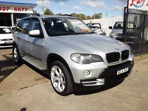 2009 BMW X5 xDRIVE 30i Automatic SUV Leumeah Campbelltown Area Preview