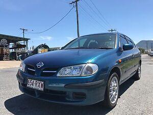 2001 Nissan Pulsar Hatchback Bungalow Cairns City Preview