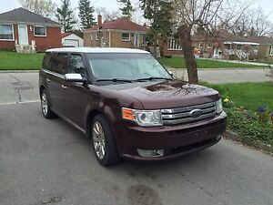 2009 Ford Flex limited  7 seater