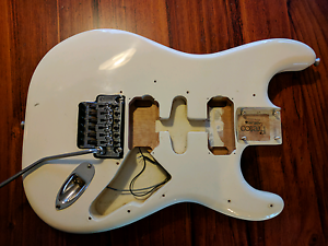 Stratocaster body and Floyd Rose Trem Bankstown Bankstown Area Preview