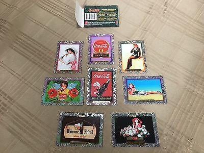 RARE Coca-Cola Collector Cards - Super Premium Collection