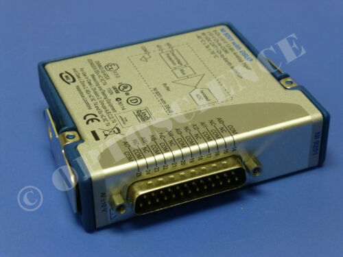 National Instruments NI 9201 cDAQ Analog Input Module