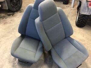 Jeep Liberty seats