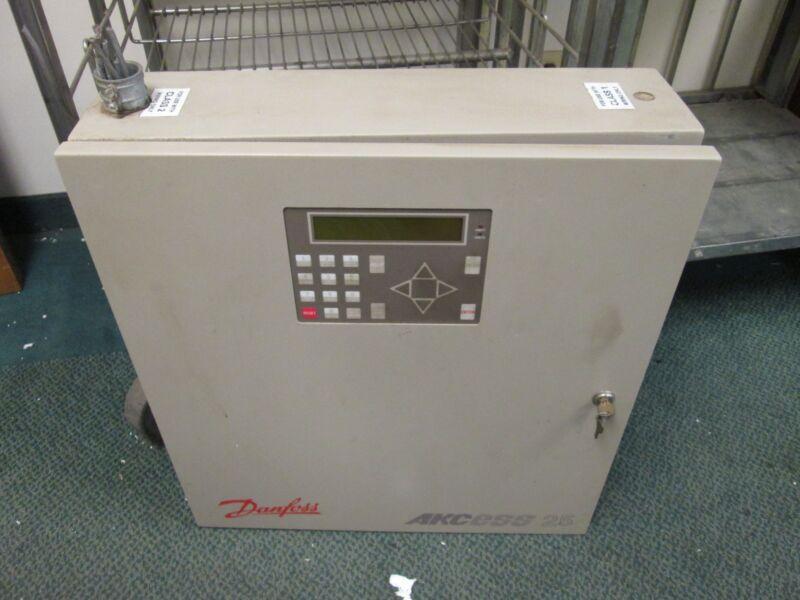 DanFoss Akcess 25 Automatic Controller NC25B44E 120/240V NC 25 Controller Used