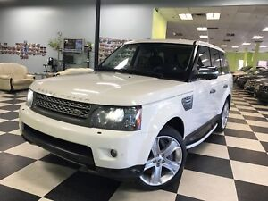 2010 Land Rover Range Rover Sport Supercharged FULLY LOADED#1...