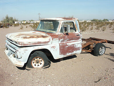 1966 Chevrolet C-10  Make Offer! Super Clean Pickup!
