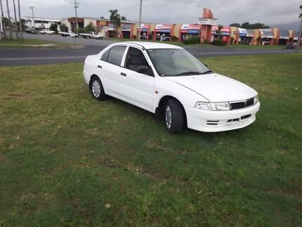 2000 Mitsubishi Lancer Sedan vs RWC Bungalow Cairns City Preview