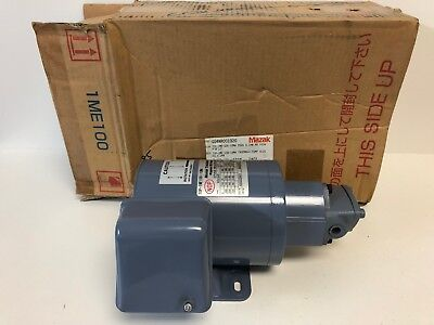 New Mazak Nippon Cnc Trochoid Oil Pump Top-1me100-12ma G04nr001920