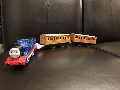 Tomy Trackmaster Motorized Steam Along Thomas Annie Clarabel