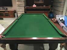 1/2 size snooker table Seaforth Manly Area Preview