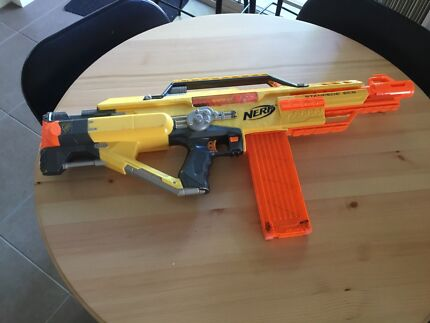 NEW Nerf gun Storgarm soft dart gun | Toys - Indoor | Gumtree Australia  Brisbane South West - Annerley | 1184393492