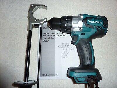 New Makita 18v Xph07 Lxt Cordless Brushless 12 Hammer Drill 18 Volt Lit-ion