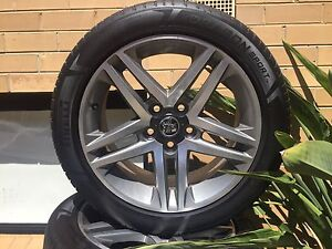 Sv6 series 2 rims and tyres x4 Holden Ve/vf Chadstone Monash Area Preview