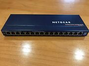 Netgear Prosafe 16 port 10/100 Switch FS116 Killara Ku-ring-gai Area Preview