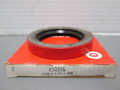 450316 National Oil Seal