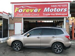2014 Subaru Forester 2.5 i-S AUTOMATIC  SUV Long Jetty Wyong Area Preview