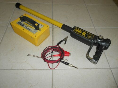 PIPEHORN 800 HL CABLE AND PIPE LOCATOR