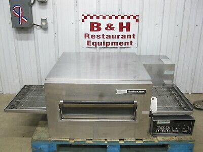Lincoln 1100 Impinger 18 Conveyor Belt Pizza Sub Oven W Sandwich Door 1162