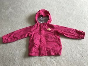 The North Face Size 3T Hooded Windbreaker Jacket