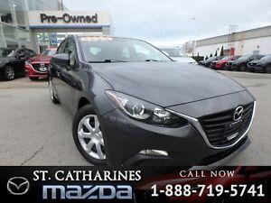 2015 Mazda Mazda3 Sport GX JUST ARRIVED!!!