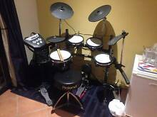 Roland TD-6KX  Electric Drum with DW 5000 pedal and YAMAHA cymbal Taringa Brisbane South West Preview