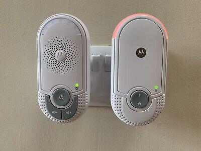 Motorola MBP8 Digital Audio Baby Monitor segunda mano  Embacar hacia Mexico