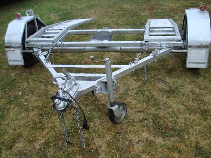 CAR DOLLY GYPSY TRAILER Warwick Southern Downs Preview
