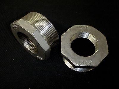 Stainless Steel Bushing Reducer 2 12 X 1 12 Bspt Pipe Bs-250-150-bsp
